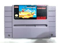 ***Road Runner's Death Valley Rally SUPER NINTENDO SNES Game Tested Working