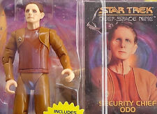 DS9 (OdO) Chief Security 1st Edition 1993 Playmates Star Trek Unopened