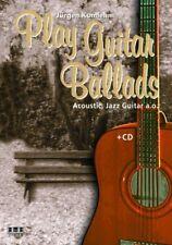 Ama kumlehn: play guitar Ballads (ama 610465) nuevo! 978-3-89922-189-3