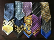 Versace tie collection