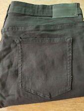 2xl {40] mens PHOENIX SLIM TAPERED denim jeans STAY BLACK {rrp $39.00} last one