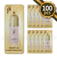 [The history of Whoo] Essential Makeup Base 1ml x 100pcs (100ml)