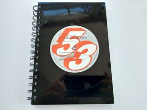 Culture Club, Karma Chameleon, Vinyl Record A5 Notebook gift