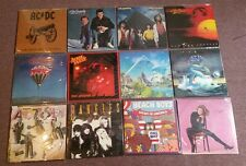 Lot of 4 Albums. You Pick any 4 LP's! Rock, 80's, Pop, Country, Remix, & more