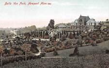 uk25621 belle vue park newport mon wales uk