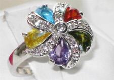 Statement Pear Costume Rings