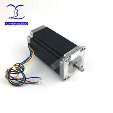 XINHUANGDUO Nema23 Stepper Motor 57BYGH112 425oz-in 112mm 3A 3D Printer 23HS2430
