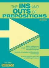 The Ins and Outs of Prepositions : A Guidebook for ESL Students by Jean Yates (…