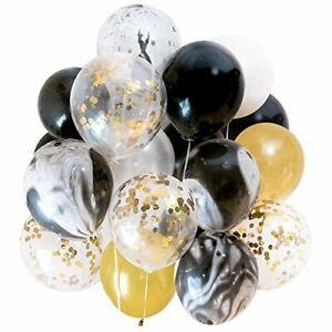 "12"" Confetti Latex Balloons Wedding Birthday Party Decoration 20 Per Bag"