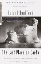 *NEW* The Last Place on Earth by Roland Huntford (Paperback)