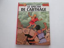 ALIX EO1977 BE/TBE LE SPECTRE DE CARTHAGE EDITION ORIGINALE