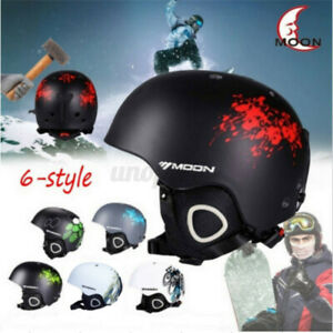 Adult Winter Skiing Helmet Cycling Snowboard Skateboard Sporting Safety Helmets