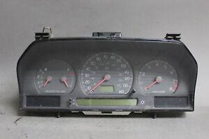 1998 1999 2000 VOLVO S70 V70 C70  INSTRUMENT CLUSTER SPEEDOMETER 9168138 OEM
