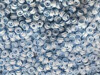 Lego Flower 1x1 Flower Edge 5 Petals Lime, Royal Blue, Bright Orange (24866) NEW