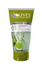 Agiva Natural Face Wash GEL Olives Liquid Gold Olives Mediterranean 150ml
