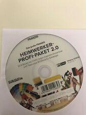 Software-Heimwerker-Profi-Paket 2.0 von Franzis-neu