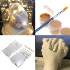 3D Create A Mold Molding Clone Powder Casting Hand Keepsake Hands DIY Tool Kit