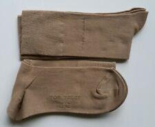 Tom Tailor Herren Socken 2 Paar Gr. 39-42 beige uni