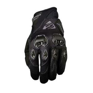 NEW Five Stunt EVO Ladies Motorcycle Gloves - Black from Moto Heaven