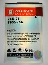 New MYBAT Battery - Replaces Motorola BH5X for Atrix 4G