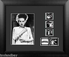 Film Cell Genuine 35mm Framed Matted Bride of Frankenstein Lanchester USFC2425
