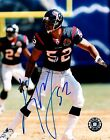Kailee Wong Houston Texans Hand Signed Autographed 8x10 Photo W/COA