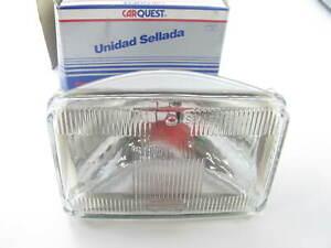 Carquest 4651 Sealed Beam Headlight Headlamp Bulb - 12V 50W 100x165mm