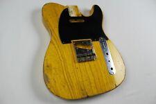 MJT Official Custom Vintage Age Nitro Guitar Body Mark Jenny VTT Blackguard 1Pc