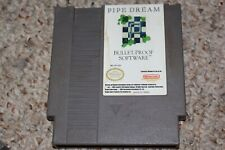 Pipe Dream (Nintendo Entertainment System NES) Cart Only GREAT Shape