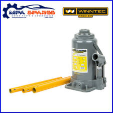 SIP 09818 WINNTEC 20 TON BOTTLE JACK LIFTS 244mm -> 449mm - 60mm SCREW EXTENSION