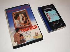 Betamax Video ~ Touched ~ Robert Hays / Kathleen Beller ~ Pre-Cert ~ VideoSpace