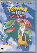 DVD ZONE 2--MANGA--POKEMON BOL.5 - BATTLE FRONTIER - SAISON 9 / 4 EPISODES