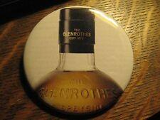 The Glenrothes Scotch Whisky Scotland Logo Advertisement Pocket Lipstick Mirror