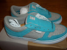Circa 4 Track Blue/Gray Womens Shoes Size 10 BNIB