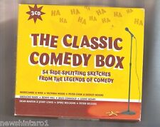 THE CLASSIC COMEDY BOX SET OF 3 CDs, 54 ACTS