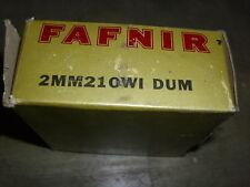 FAFNIR PRECISION BEARING SET 2MM210WI DUM ~ New