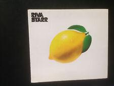 RIVA STARR-IF LIFE GIVES YOU LEMONS MAKE LEMONADE-2010-11 TRACKS-DIGI-AS NEW CD