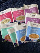 cwp 1:1 diet  2 Noodles, 2 Curry, 2 Pasta, 2 Cottage Pie  Exp 8/21 9/21 02/22