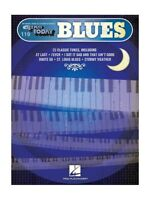E-Z Play Blues Learn to Play Songs Tunes Hits Beginner Easy Piano MUSIC BOOK
