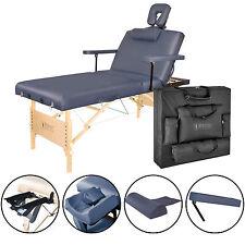 "Master Massage 31"" inch 3 section Coronado Tilt Salon Portable Table Package"