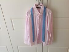 Next Signature Size 11 Boys Shirt & Tie EUC!