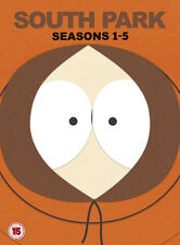 South Park: Seasons 1-5 (Box Set) [DVD]