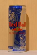 Red Bull Energy Drink Can Limited Edition Anna Gasser AT Full