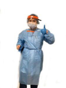 Full Face Sheild Face Visor Face Mask Professional  Splash guard PPE UK Made