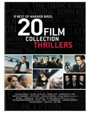 Best of Warner Bros.: 20 Film Collection: Thrillers [New DVD] Boxed Set