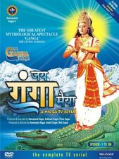 Jai Ganga Maiya (Set of 10 DVD) by Ramanand Sagar ENGLISH SUBTITLES ORIGINAL