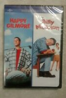 New factory sealed  Billy Madison / Happy Gilmore 2 Pack, Snap Case DVD video