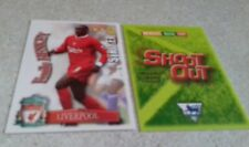 SHOOT OUT CARD 2003/04 (03/04) - Green Back - Liverpool - Emile Heskey