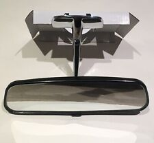 Mercedes Benz W113 Pagoda Chrome Rear View Mirror 250 280 SL