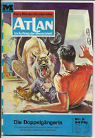 Atlan Nr.5 von 1970 - TOP Z1 Science Fiction MOEWIG ROMANHEFT